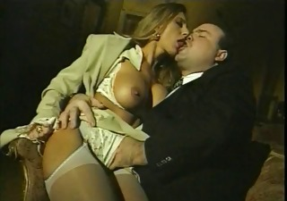 Amazing Big Tits European Italian Lingerie  Pornstar Stockings Vintage