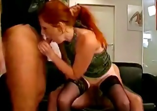 Blowjob Hardcore Threesome Vintage