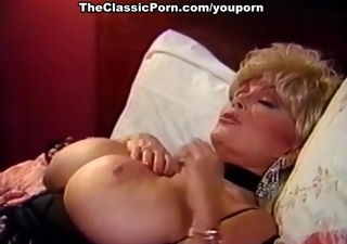blonde wench involving big tits bonks lad
