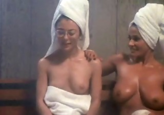 Amazing Big Tits First Time Lesbian  Vintage