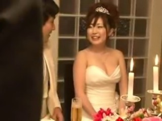 Secret Fuck with chum around with annoy Ex in her wedding ceremony 1