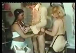 vintage porn with threesome anal