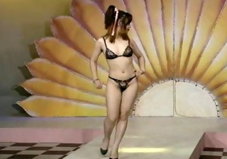 asian lingerie catwalk 7
