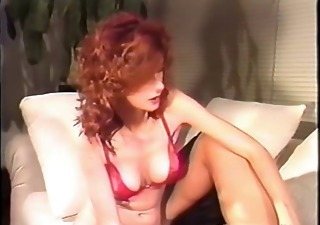 Amazing Cute  Office Redhead Secretary Vintage