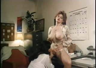 Amazing Big Tits Cute Lesbian Licking  Natural Office Pornstar Stockings Vintage