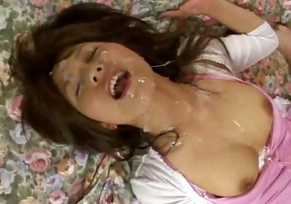 Asian Bukkake Cumshot Facial Pornstar Vintage