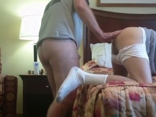 Army married friend fucks my ass hot