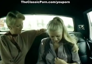 Car First Time Lesbian  Old and Young Teen Vintage