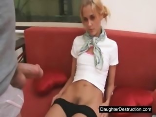 Daughter Skinny Teen