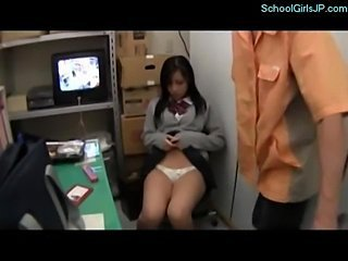 Panty School Teen Uniform