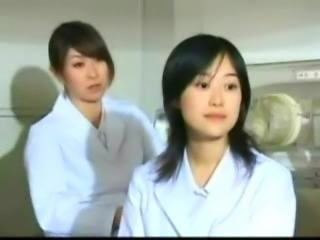 Asian Cute Doctor Japanese Nurse Teen Uniform