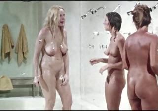 shower scene from. prison girls, output