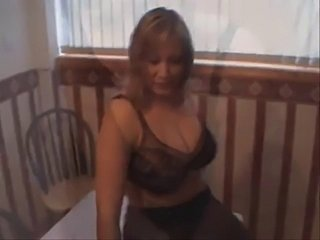 Big Tits British European Lingerie  Natural