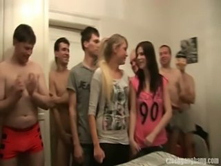 Amateur Gangbang Party Sister Teen