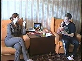 Amateur Homemade  Mom Russian