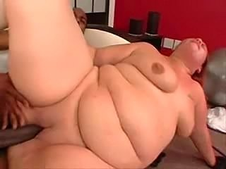White bbw getting workout from Charlie Mack