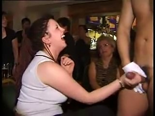 Amateur  Chubby Handjob  Party