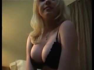 Super Hot Blonde Casting easy