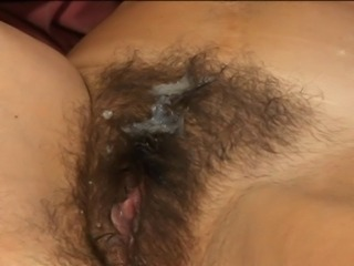 Hairy Cumshot Mom Natural