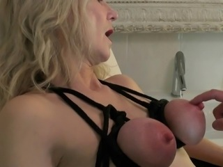 nipple stretching torture extrem nearly Nylon Resultant Lady Avery