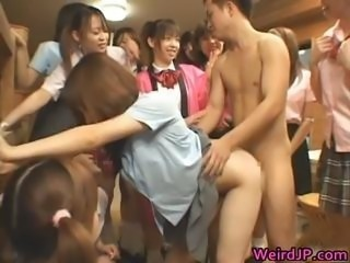 Asian Hardcore Japanese Orgy Party Teen