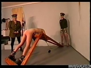 Womanlike prison punishment  free
