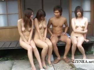 Asian Groupsex Japanese Nudist Outdoor Teen