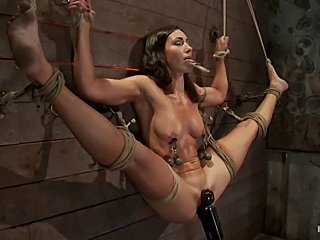 Bdsm Bondage  Pain