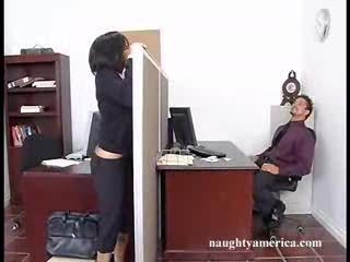 Regan Reese Office Fuck