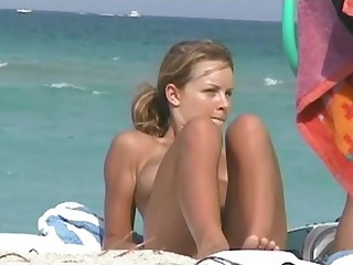 Nudist beach 031