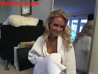 Blonde Cute Squirt Teen Webcam