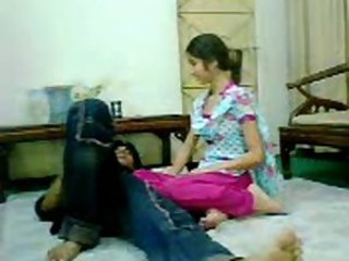 Pakistani  young couple hidden cam fuck