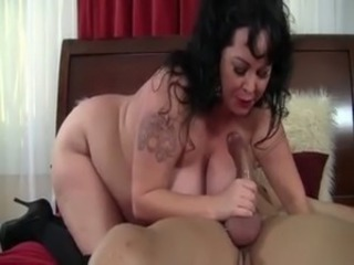 Big Tits Blowjob Mature Natural Tattoo