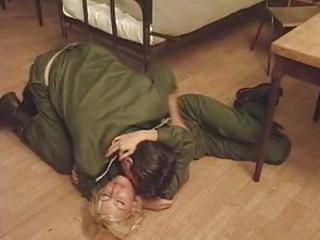 Anita Blond Military Sex