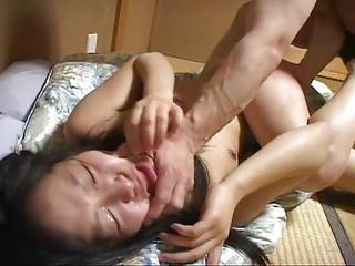 Horny Japanese Teen Abused And Tortured Before Fucking