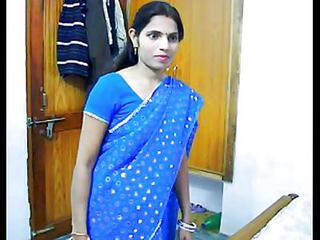 Indian Amateur Span Honeymoon Sex Scanty