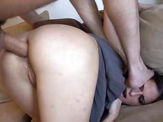 Rough Anal And Ass To Mouth For Kara Price