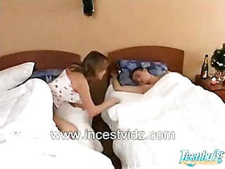 Brother And Sister Wake Up Horny