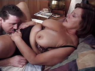 Chubby Licking Mature Natural Old and Young