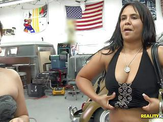 Moneytalks Has Another Great Video For Your Featuring Cash Hungry Amateur Ladies Flashing Their Pussies And Boobies For Benefit. They Felt Free Showing Their Trimmed Bushes And Pierced Nipples.