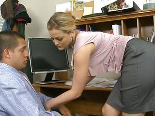 Dirty Office Bitch Alexis Texas Bangs The Boss