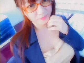 Asian Cute Glasses Natural Swallow Teen