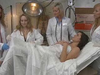 Bobbi Starr Gets An Internal From Some Hot Nurses