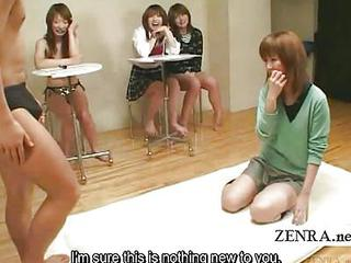 Subtitles Friends Watch Japan Foreplay