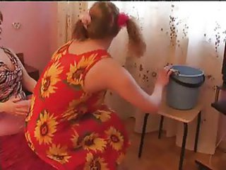 russian mom and girl 20 of 26