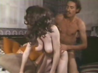 Classic Pornstar Linda McDowell Shoots Anal Sex Scene With John Holmes