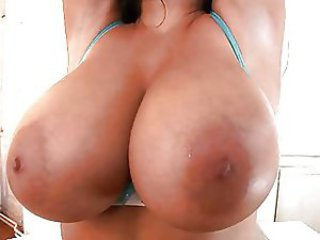 Today's Big Tits Round Asses update has a special treat in store for you. This Romanian goddess goes by the name Black Yasmin. This babe is sexy! Black Yasmin has a bubble ass, a pair of juicy enormous tits and a pussy that's made to lick. Steve does an a