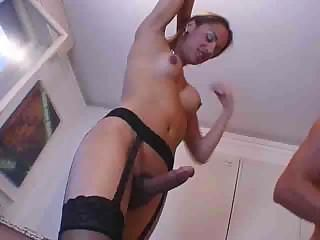 Fuck My Ass While I Jerk My Cock