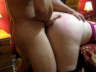 Thick Booty trying anal