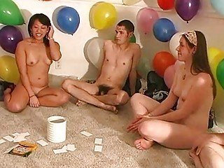 Amateur funny party